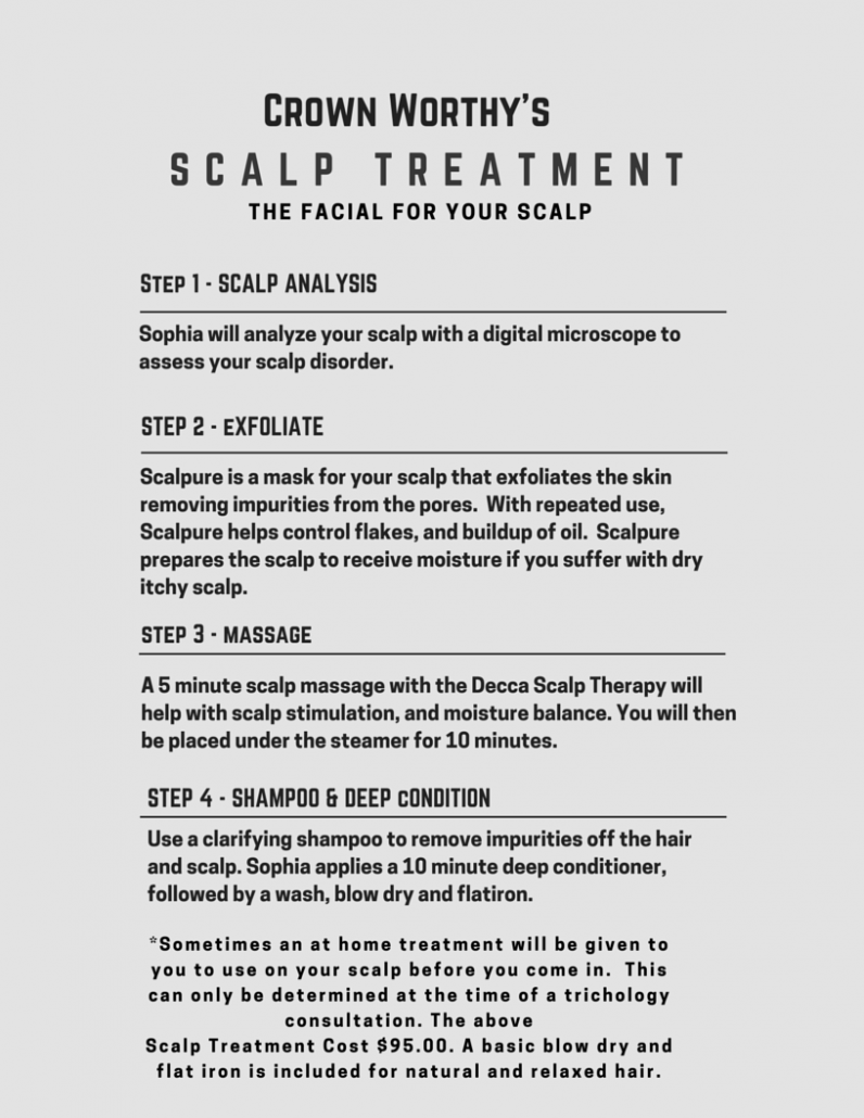 #crownworthyscalptreatment (5 final)